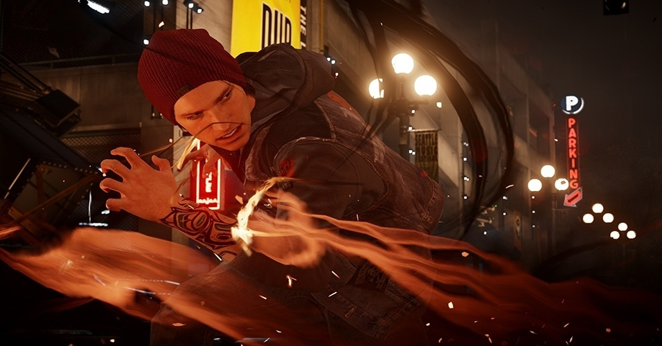 "Com novo protagonista, poderes e ambientado em Seattle, ""inFamous: Second Son"" é um dos exclusivos mais esperados do PS4"