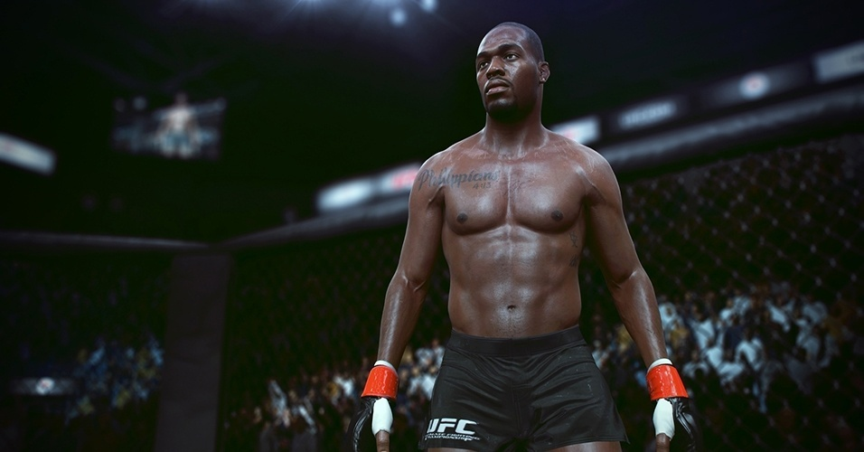"""Primeiro jogo de UFC licenciado para a EA, """"EA Sports UFC"""" é desenvolvido pelo mesmo estúdio de """"Fight Night"""", e promete o melhor em fidelidade visual e simulação de combate de MMA"""