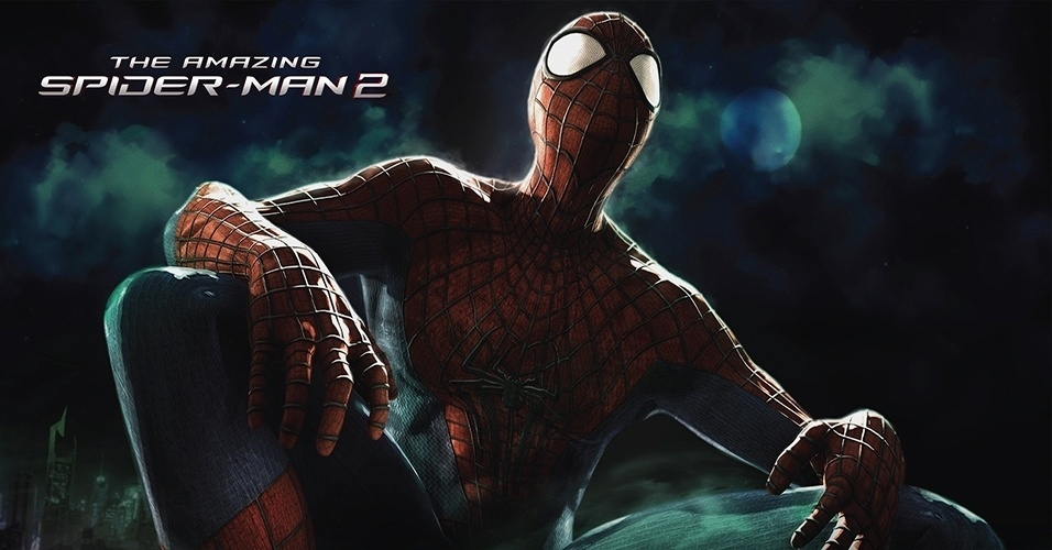 """The Amazing Spider-Man 2"" (Windows, PS3, PS4, X360, XBO, Wii, Wii U) promete trazer de volta as mecânicas de uso de teias fluido de ""Spider-Man 2"", para PS2/GC/Xbox"