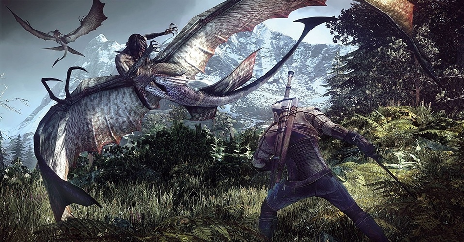 """The Witcher 3: Wild Hunt"" (Windows, PS4, XBO) conclui a saga de Geralt nos games com um RPG de ação mundo aberto e detalhando sem loads"