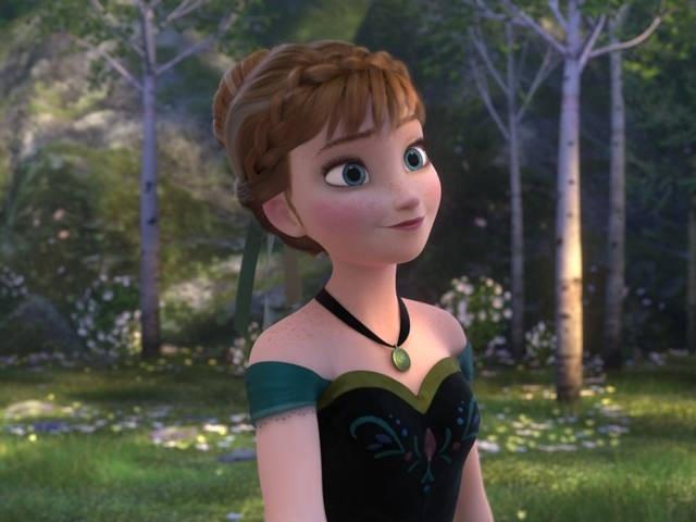 """Cena da animação """"Frozen - Uma Aventura Congelante"""""""