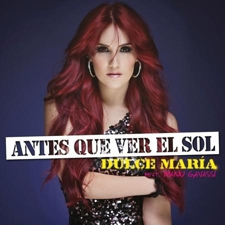 Imagem de divulgação da nova música de Dulce María e Manu Gavassi