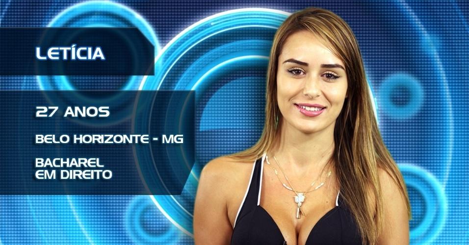Leticia, 27 anos, Belo Horizonte, bacharel de direito