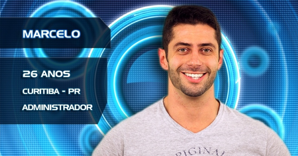 Marcelo, 26 anos, Curitiba, administrador