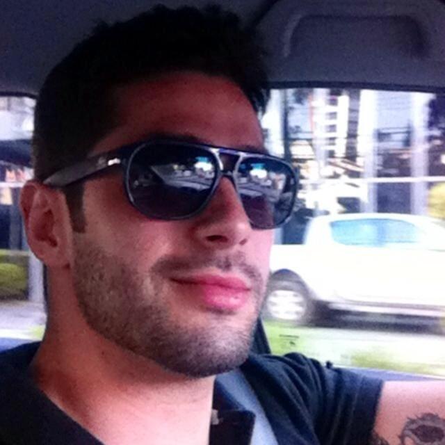 Marcelo Zagonel tem 26 anos e trabalha como administrador