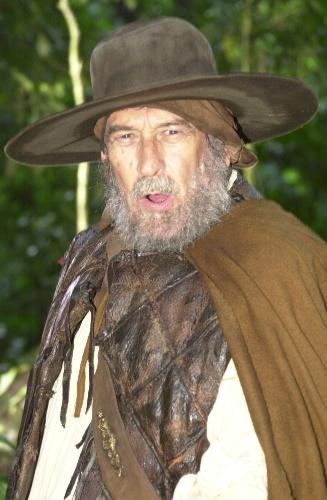 """2007 - Paulo Goulart como Bartolomeu em """"Os Bandeirantes"""""""