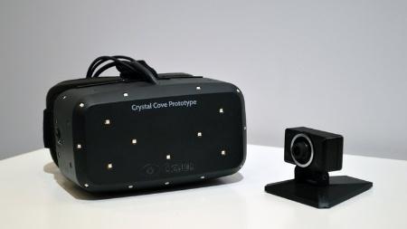 Versão mais atual do Oculus Rift oferece resolução de 1080p para cada olho
