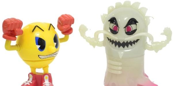 Série de bonecos foi inspirada na animação Pac-Man Aventuras Fantasmagóricas