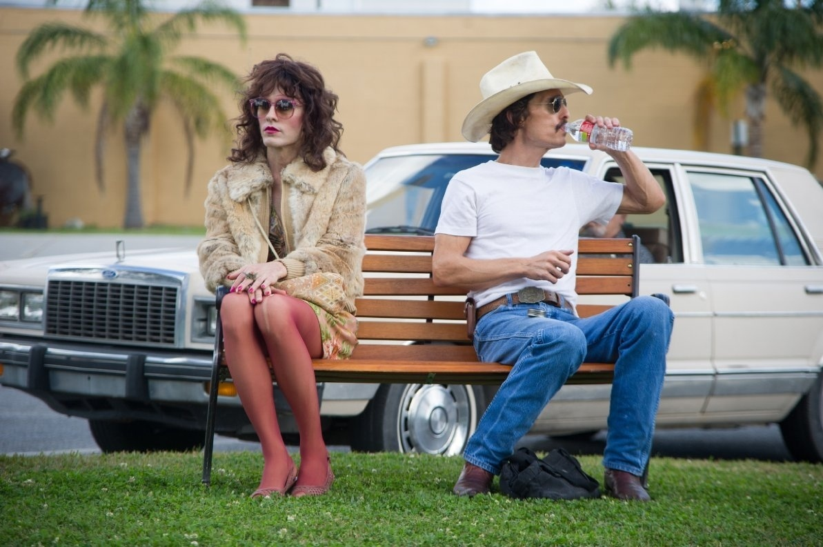 Jared Leto e Matthew McConaughey em