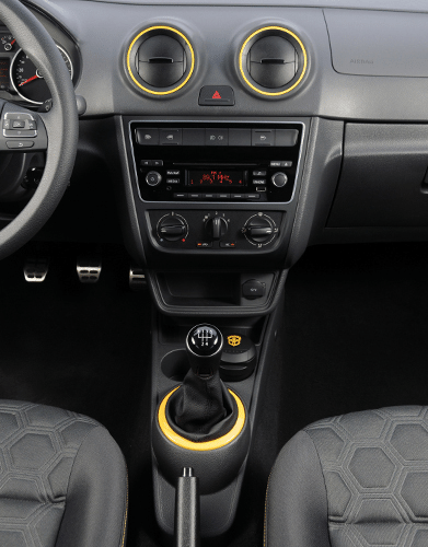 VW Gol Seleção 1.6 2014