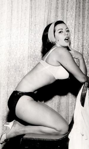 2.fev.1967 - A atriz e ex-vedete Marly Marley