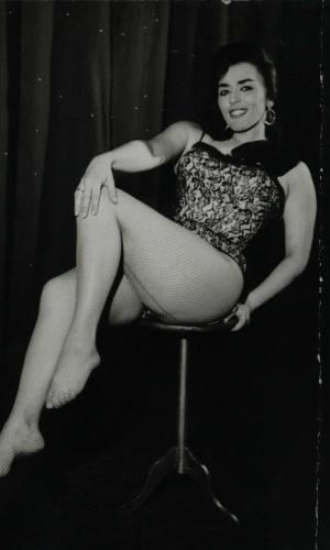 8.set.1962 - A atriz e ex-vedete Marly Marley