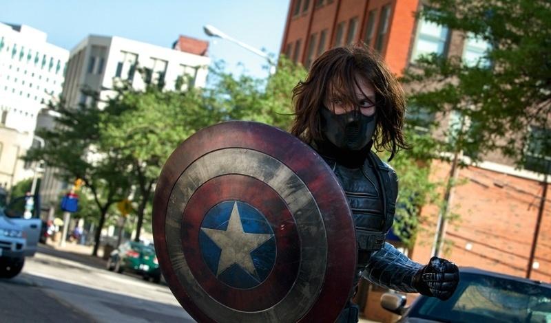 """Cena de """"Capitão América 2: O Soldado Invernal"""", de Anthony Russo e Joe Russo"""
