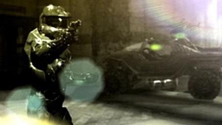 """Um trailer do filme de """"Halo"""" foi divulgado como brincadeira de 1º de abril pelo IGN, em 2010"""