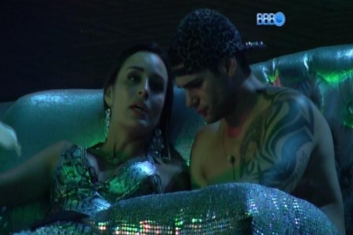 Rodrigo e Leticia - BBB