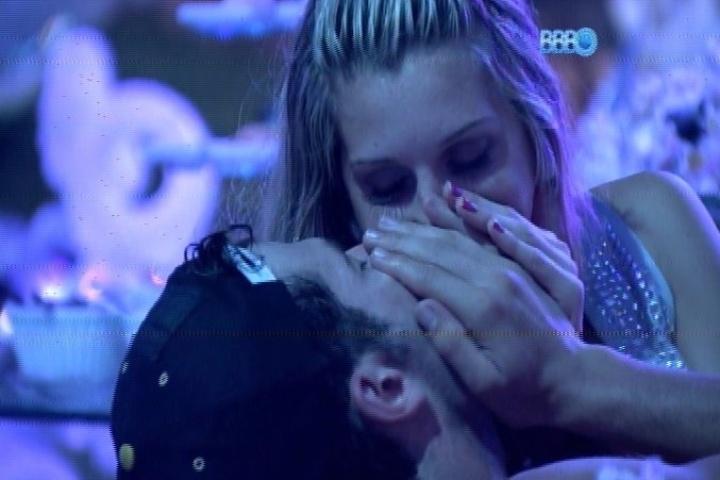 Roni e Tatiele - BBB14