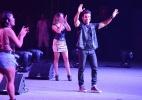 """Em """"Amor à Vida"""", Anderson Di Rizzi grava cena de show de Carlito em boate lotada no Rio - Léo Marinho/AgNews"""