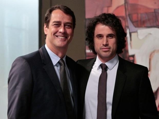 20.jan.2014 - Eriberto Leão entra em