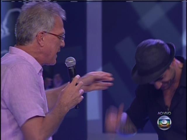 21.jan.2014. Rodrigo diz que pretende ficar em Recife, e não quer voltar para Portugal agora