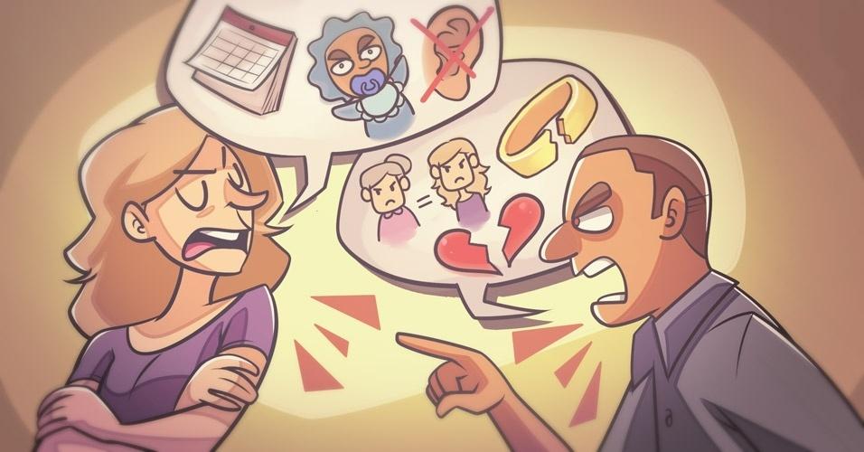abre 13 frases proibidas de se dizer numa briga