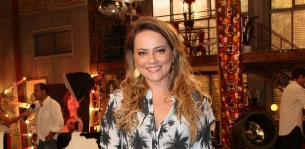 """Atriz Viviane Pasmanter, a Shirley de """"Em Família"""""""