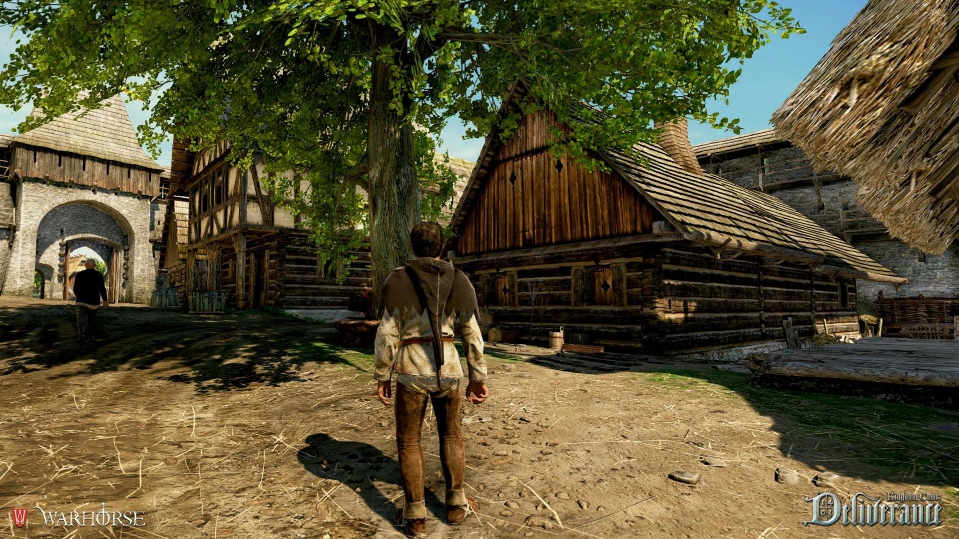 Kingdom come deliverance rpg medieval realista para for Farm house torrent