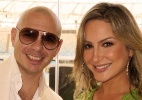 Reprodução/Twitter/Pitbull