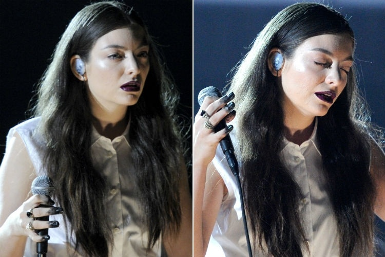 26.jan.2014 - Looks inspiradores - Lorde