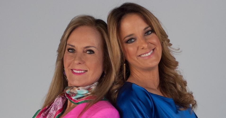 """26.jan.2014 - O """"Ser Mulher"""", comandado por Helô e Ticiane Pinheiro, estreia sua quarta temporada na quarta-feira, dia 29, às 22h15, no Fox Life. Serão 26 episódios, um inédito por semana"""