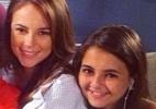 Atores gravam cena em que Paloma dá a luz ao seu segundo filho - Reprodução/Instagram