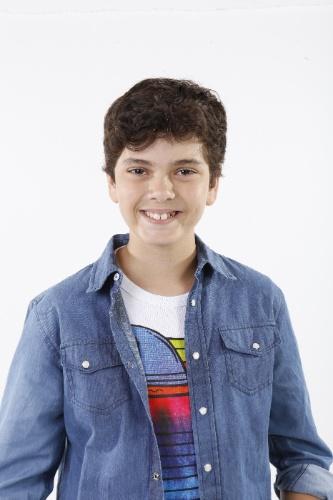 André é vivido pelo ator Matheus Lustosa na segunda fase de