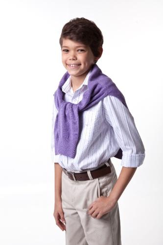 Pedro Henrique interpreta Thiago na segunda fase de