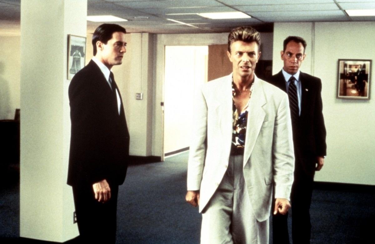 Twin Peaks: Os Últimos Dias de Laura Palmer (Dir.: David Lynch, 1992) Fã da série de TV