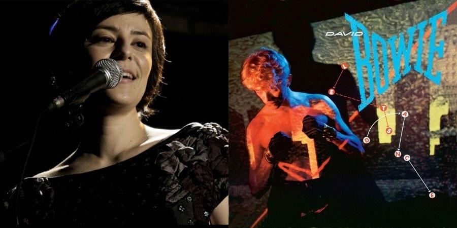 30.jan.2014 - A cantora e compositora Fernanda Takai comenta seu álbum preferido do britânico David Bowie.