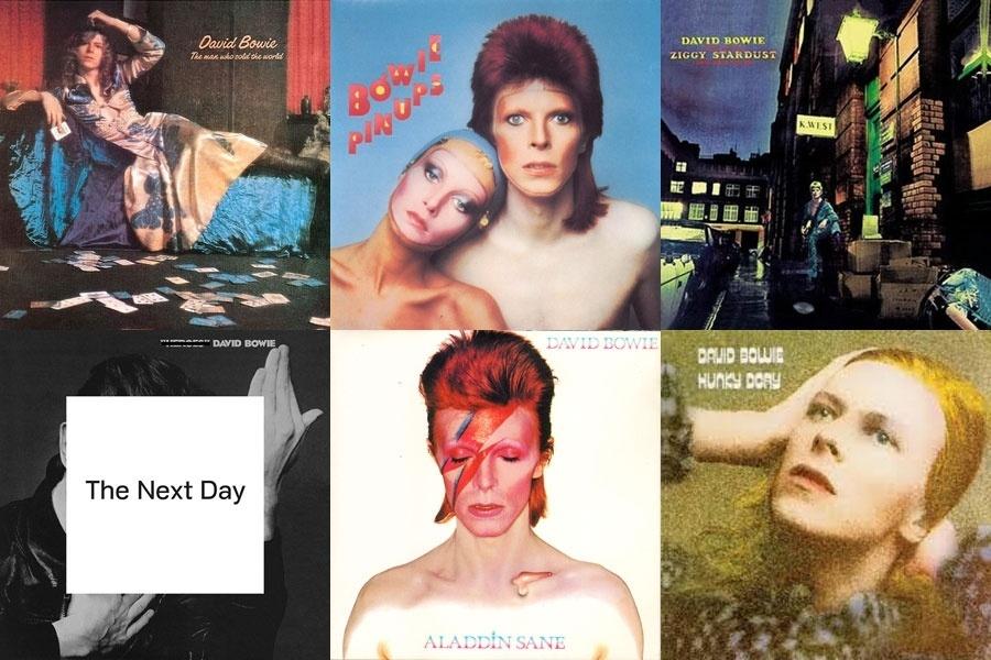 30.jan.2014 - Artistas da música nacional comentam seus álbuns preferidos de David Bowie
