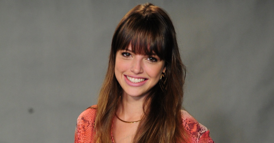 """Agatha Moreira interpreta Gisele em """"Em Família"""""""