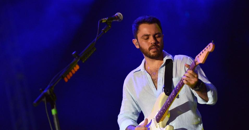 30.jan.2014 - Dupla Jorge e Mateus se apresenta no Festival de Verão de Salvador