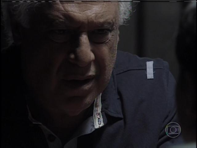 César nega que tenha tido culpa no acidente da mãe de Aline