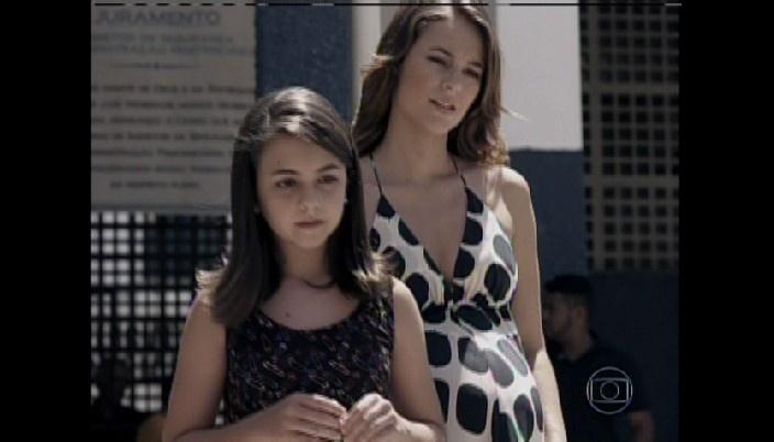 Paloma e Paulinha visitam Ninho
