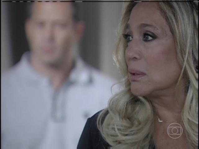 Pilar diz que Mariah nunca deixou de procurar Paloma