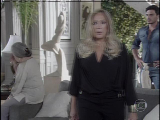 Pilar relembra plano para matar Mariah