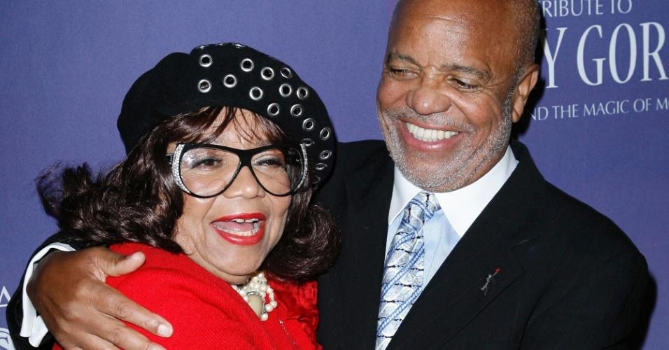 1.fev.2014 - Morre aos 92 anos Anna Gordy Gaye, lenda da Motown e ex-esposa de Marvin Gaye