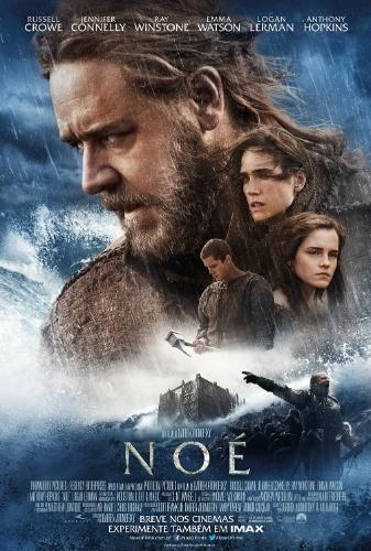 """6.fev.2014 - Divulgado o pôster de """"Noé"""", épico bíblico estrelado por Russell Crowe e dirigido por  Darren Aronofsky (""""Cisne Negro"""")"""