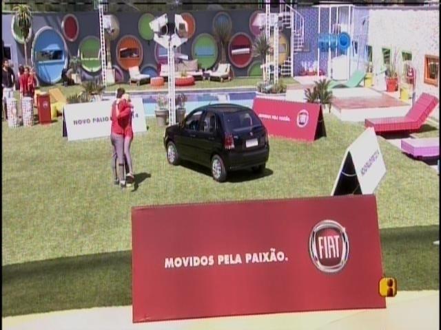 7.fev.2014 - Na decisão entre Junior e Cássio, o paulista levou a melhor