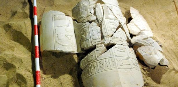 Missão espanhola faz descoberta que pode rever cronologia faraônica