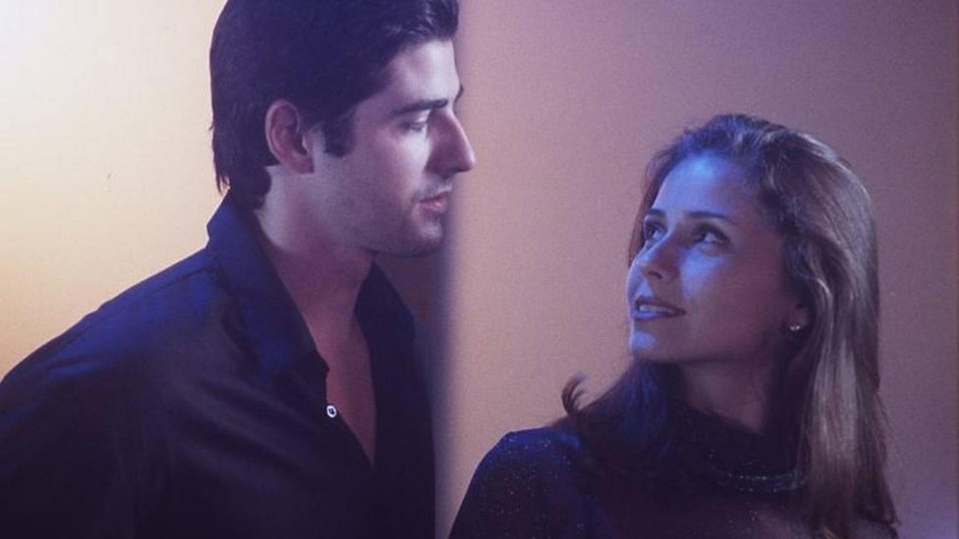 Em 2002, no filme