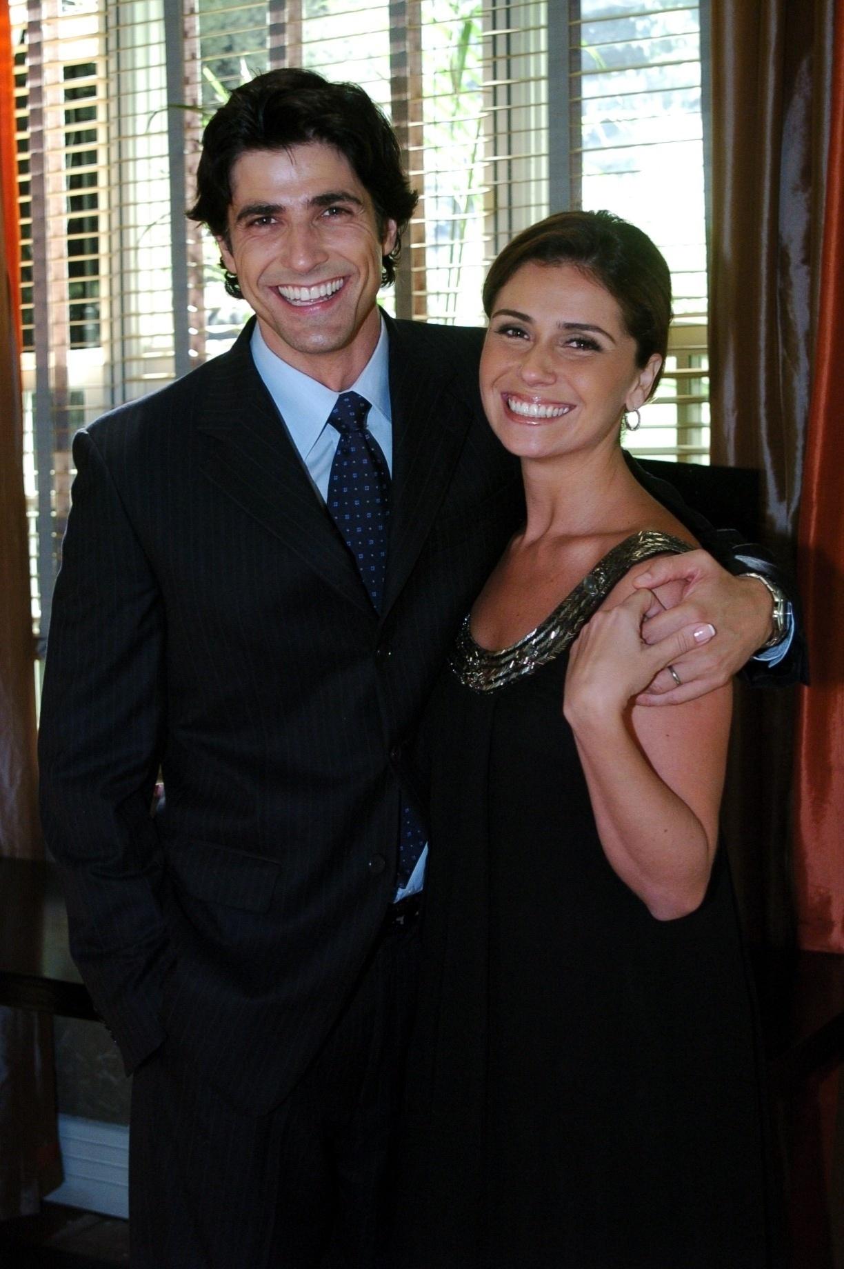 Em 2007, a atriz foi a protagonista da novela