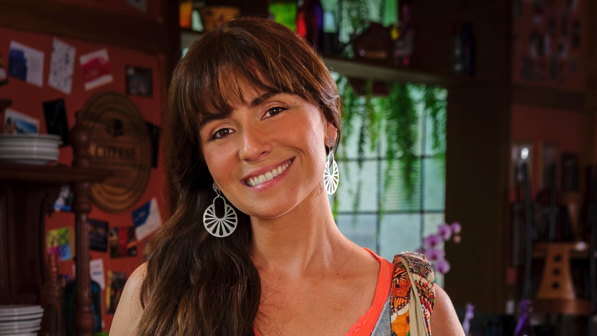 Giovanna Antonelli é Clara na novela