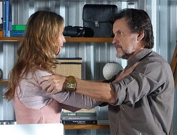 Angelique tenta acalmar LC após Paulinha entregar fórmula errada