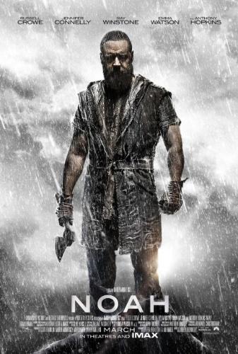 "Russell Crowe em ""Noé"", de Darren Aronofsky"
